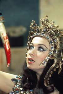 Valerie in Blood From The Mummy's Tomb