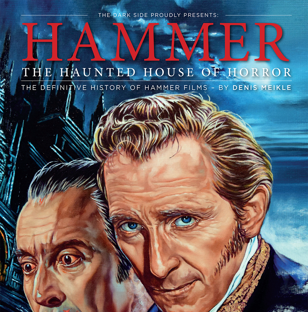 The House Of Hammer hammer – the haunted house of horror